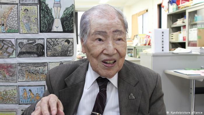 Vdes në moshën 96 vjeçare i mbijetuari nga sulmi me bombë atomike në Hiroshima