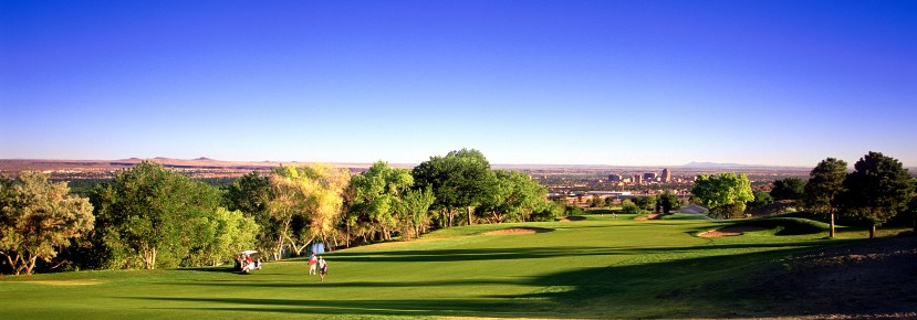 New Mexico Golf