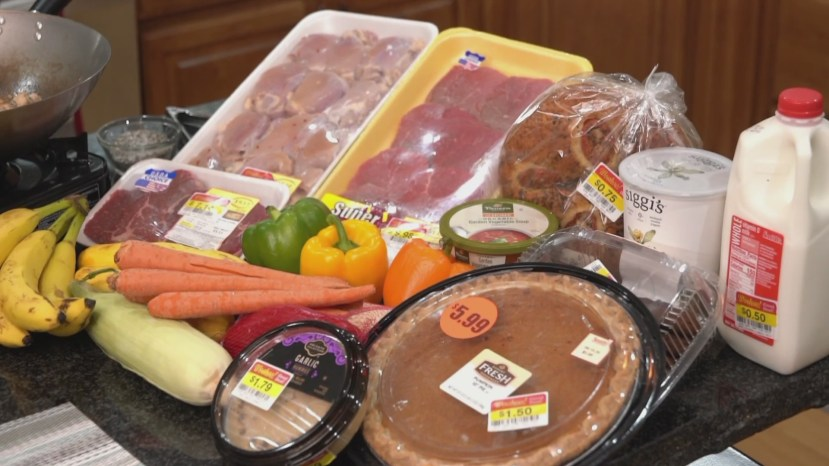 Smith's offers tips on how to reduce food waste