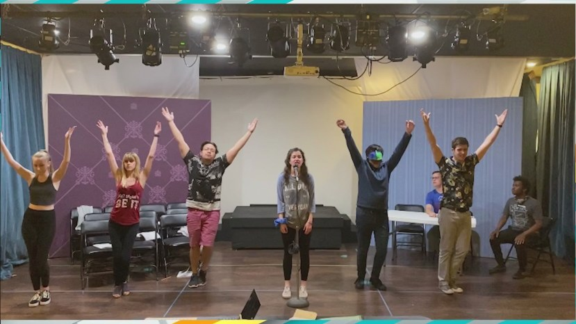 Hold the Applause presents 'The 25th Annual Putnam County Spelling Bee'