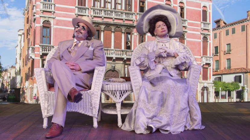 Adobe Theater presents two unique one-act plays, virtually