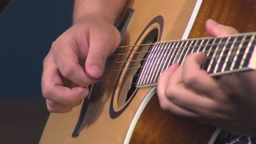 Local band Right on, Kid performs at Los Lunas Drive-In Summer Concert Series