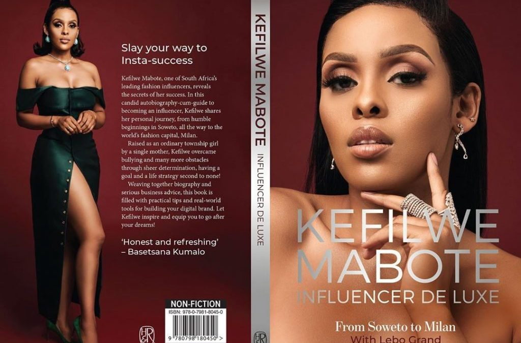 Influencer Deluxe | Kefilwe Mabote