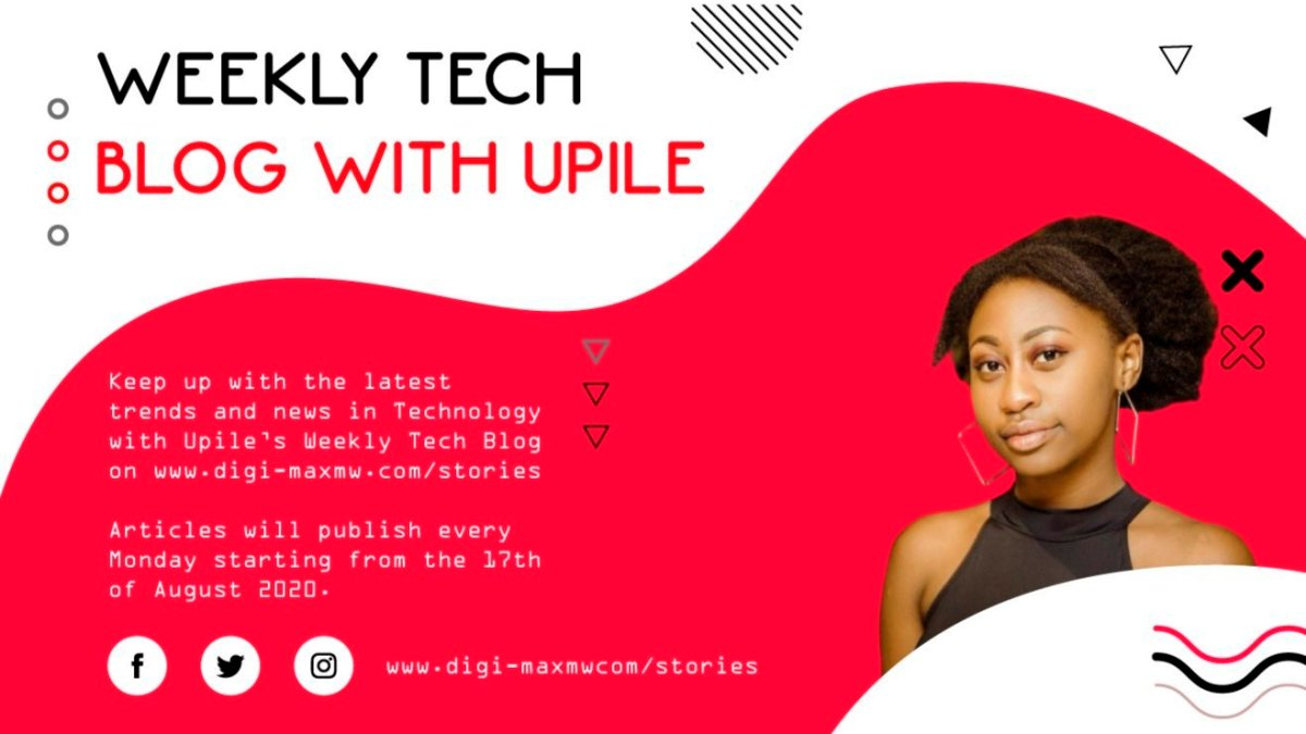 Weekly Tech Blog | Upile