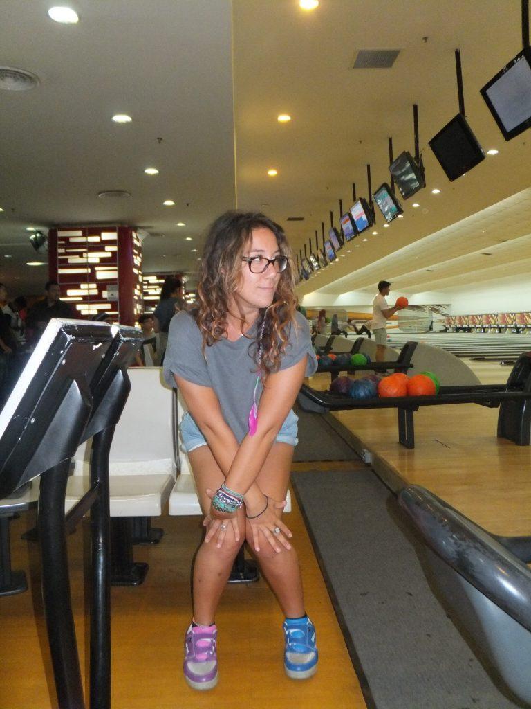 Bowling in Kuala Lumpur