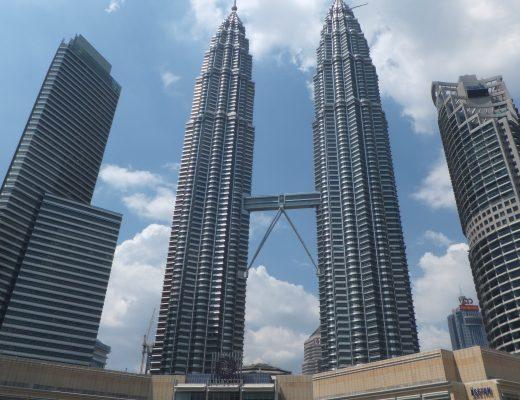 Towers in Kuala Lumpur