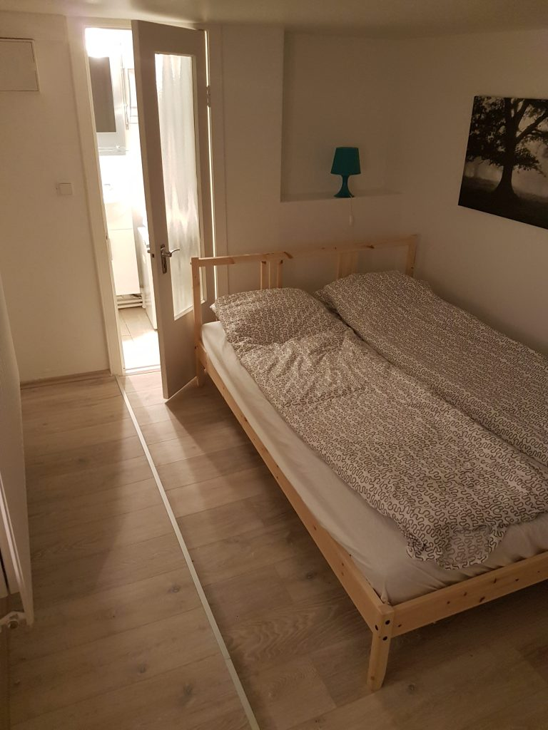 Basement bedroom in Reykjavik