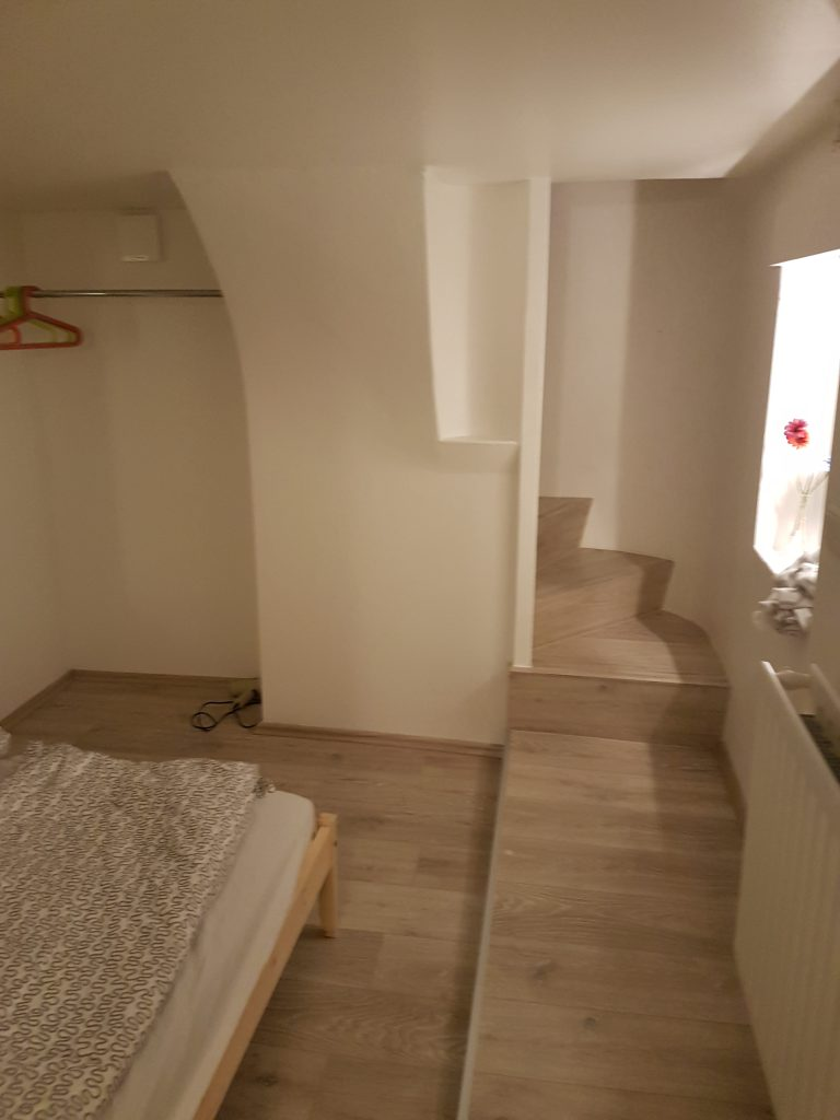 Basement of an Icelandic house