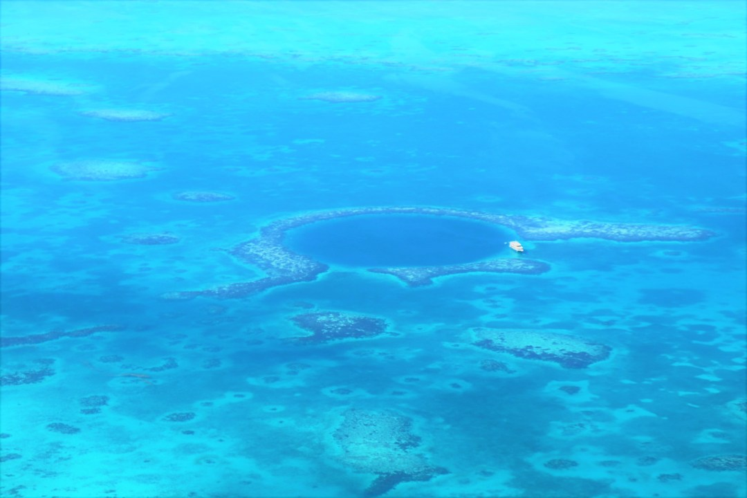 Tropic Air Great Blue Hole Tour