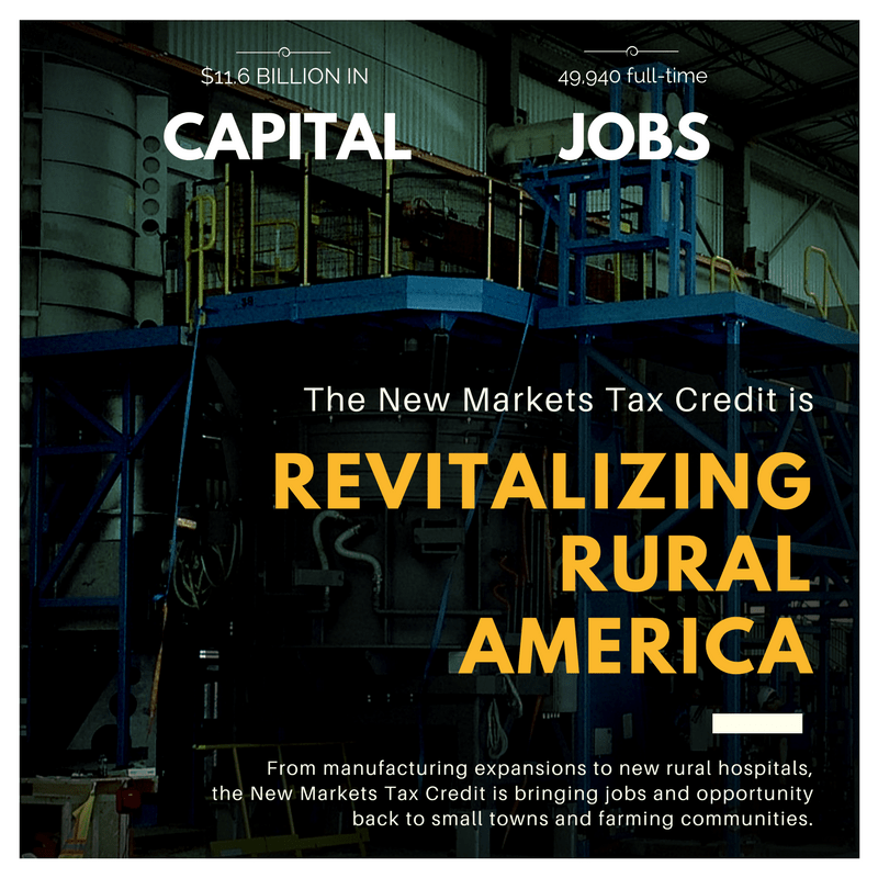 The New Markets Tax Credit in Rural America | New Markets Tax Credit