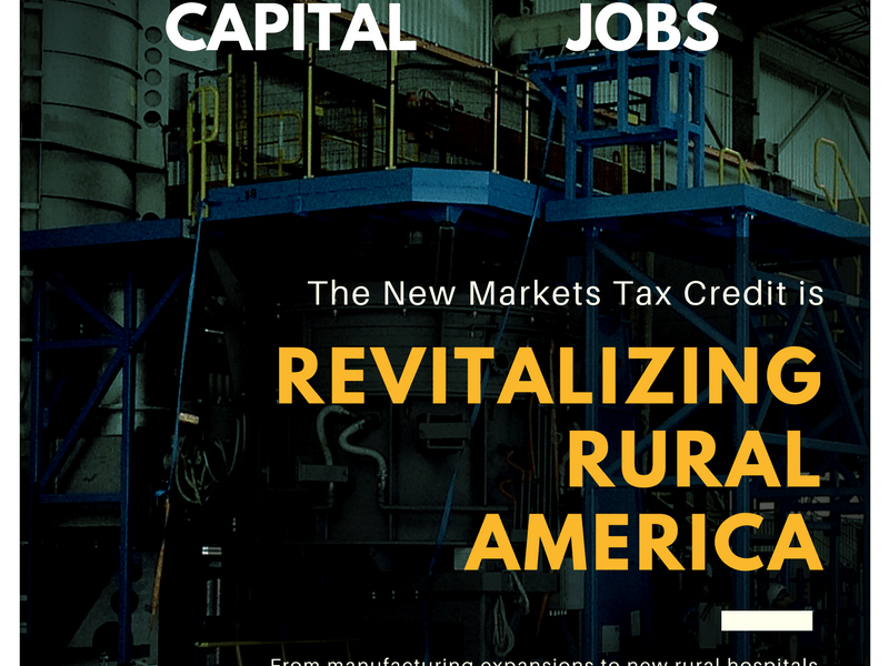 The New Markets Tax Credit in Rural America