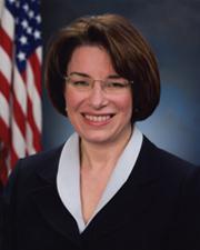 Amy Klobuchar (D-MN)