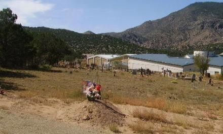 Tijeras Cemetery, Tijeras, Bernalillo County, New Mexico