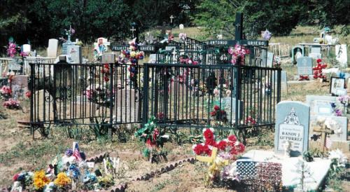 San Antonio de Padua Cemetery, Tijeras, Bernalillo County, New Mexico