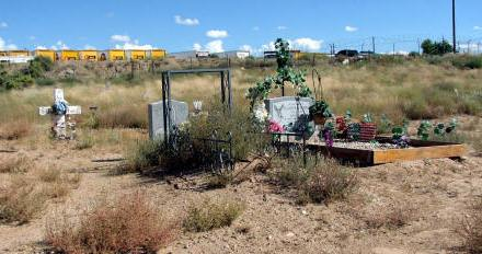 Romero Cemetery, Albuquerque, Bernalillo County, New Mexico