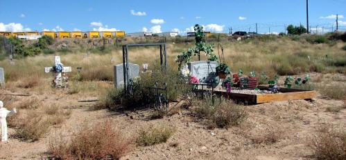 Sanchez Cemetery, Albuquerque, Bernalillo County, New Mexico