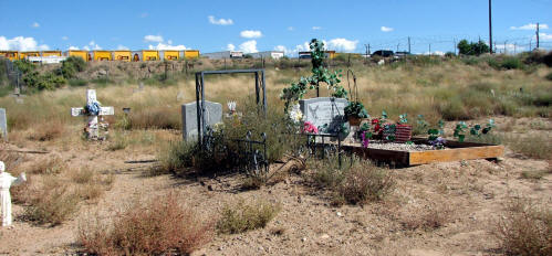 Sanchez Cemetery, Albuquerque, Bernalillo County, New Mexico