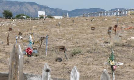 San Jose Cemetery, Albuquerque, Bernalillo County, New Mexico