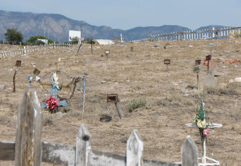 San Jose Cemetery, Albuquerque, Bernalillo County, New Mexico