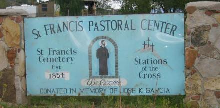 Saint Francis Cemetery, San Francisco Plaza, Catron County, New Mexico