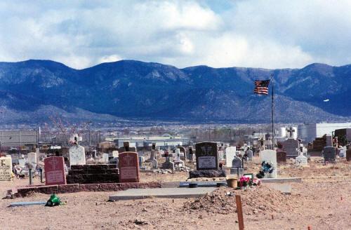 San Carlos Cemetery, Albuqurque, Bernalillo County, New Mexico