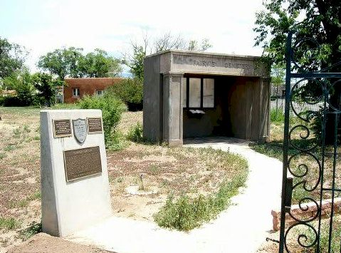 Fairview Cemetery, Santa Fe, Santa Fe County, New Mexico