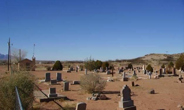 La Joya Cemetery, Socorro County, New Mexico