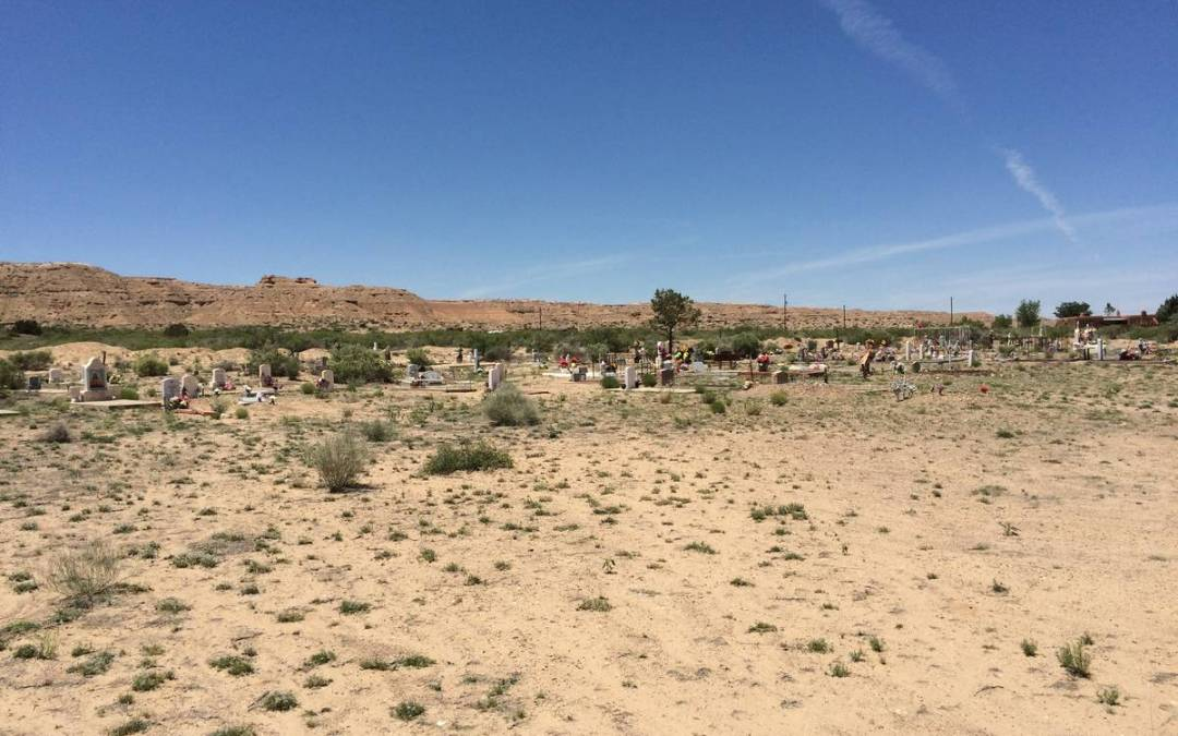 Bosque Cemetery, Valencia County, New Mexico