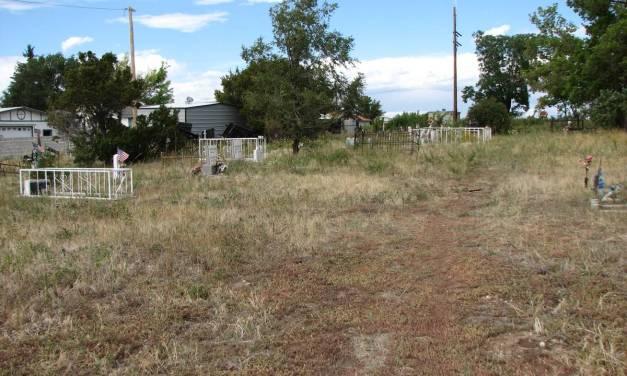Cemeterio del Pueblo de Truchas, Rio Arriba County, New Mexico