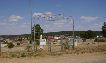 Barton Cemetery, Santa Fe County, New Mexico