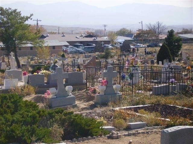 Sacred Heart Cemetery, Espanola, Rio Arriba County, New Mexico