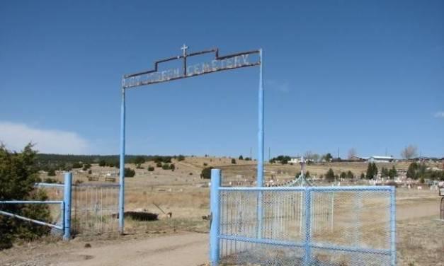 Saint Joseph Cemetery, Las Vegas, San Miguel County, New Mexico