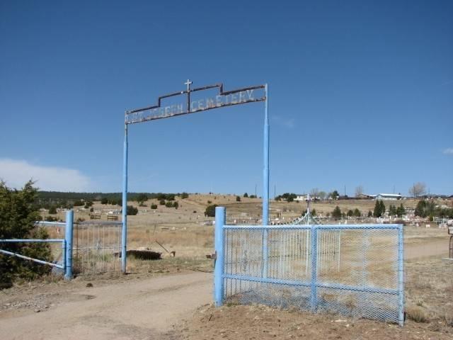 San Jose Cemetery, Las Vegas, San Miguel County, New Mexico