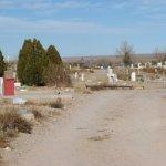 San Miguel Catholic Cemetery (New and Old), Socorro, Socorro County, New Mexico