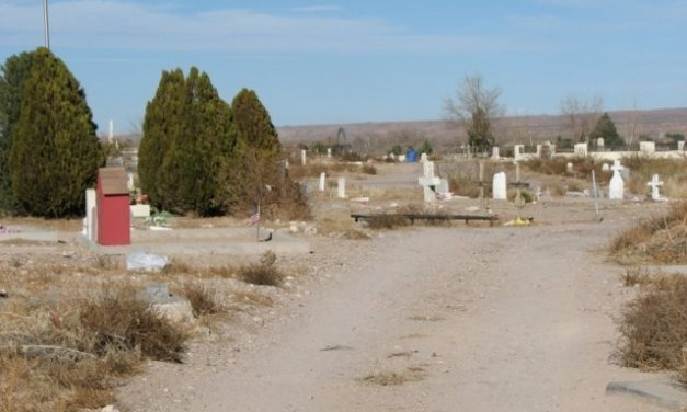 San Miguel Catholic Cemetery (New and Old), Socorro, Socorro County, New Mexico