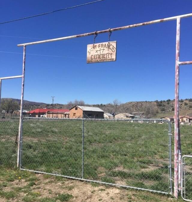 Saint Francis Cemetery, Lumberton, Rio Arriba County, New Mexico