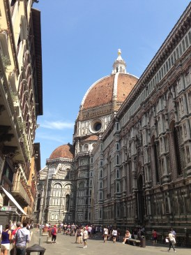 And although Florence is beautiful...