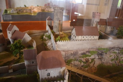 A Model from the Castle Museum