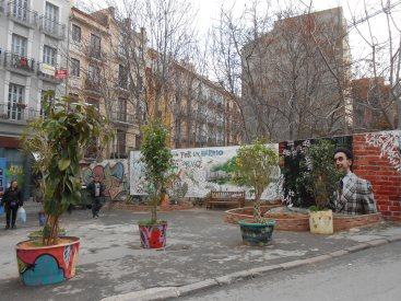 Neighborhood revitalization project?