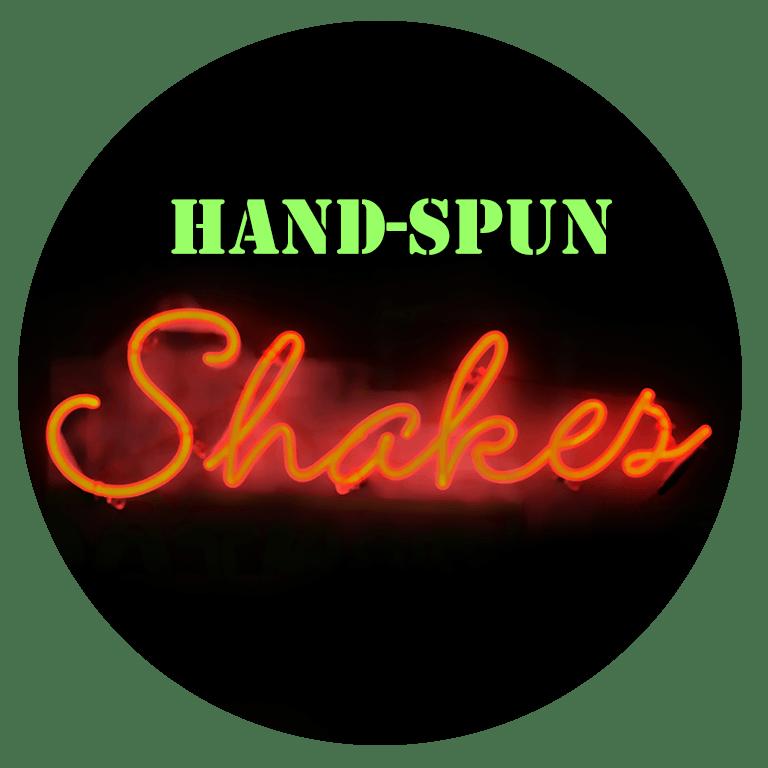 Hand-Spun Shakes