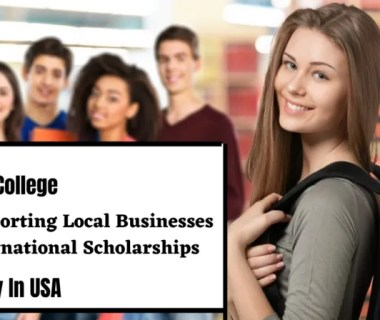 Taft College Supporting Local Businesses in USA