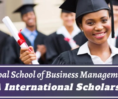 MBA international awards at Global School of Business Management