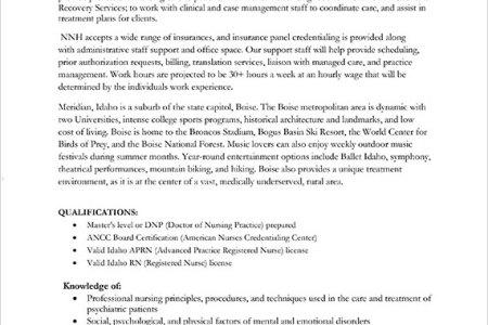 Free Resume Sample » ancc psychiatric nurse certification | Resume ...