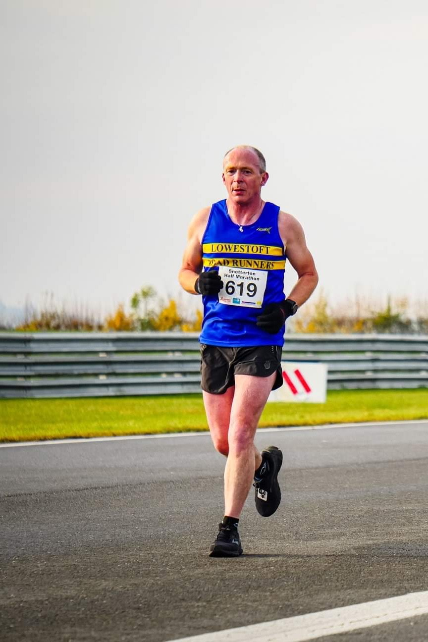 Runner's 250-mile challenge to support hospital charity