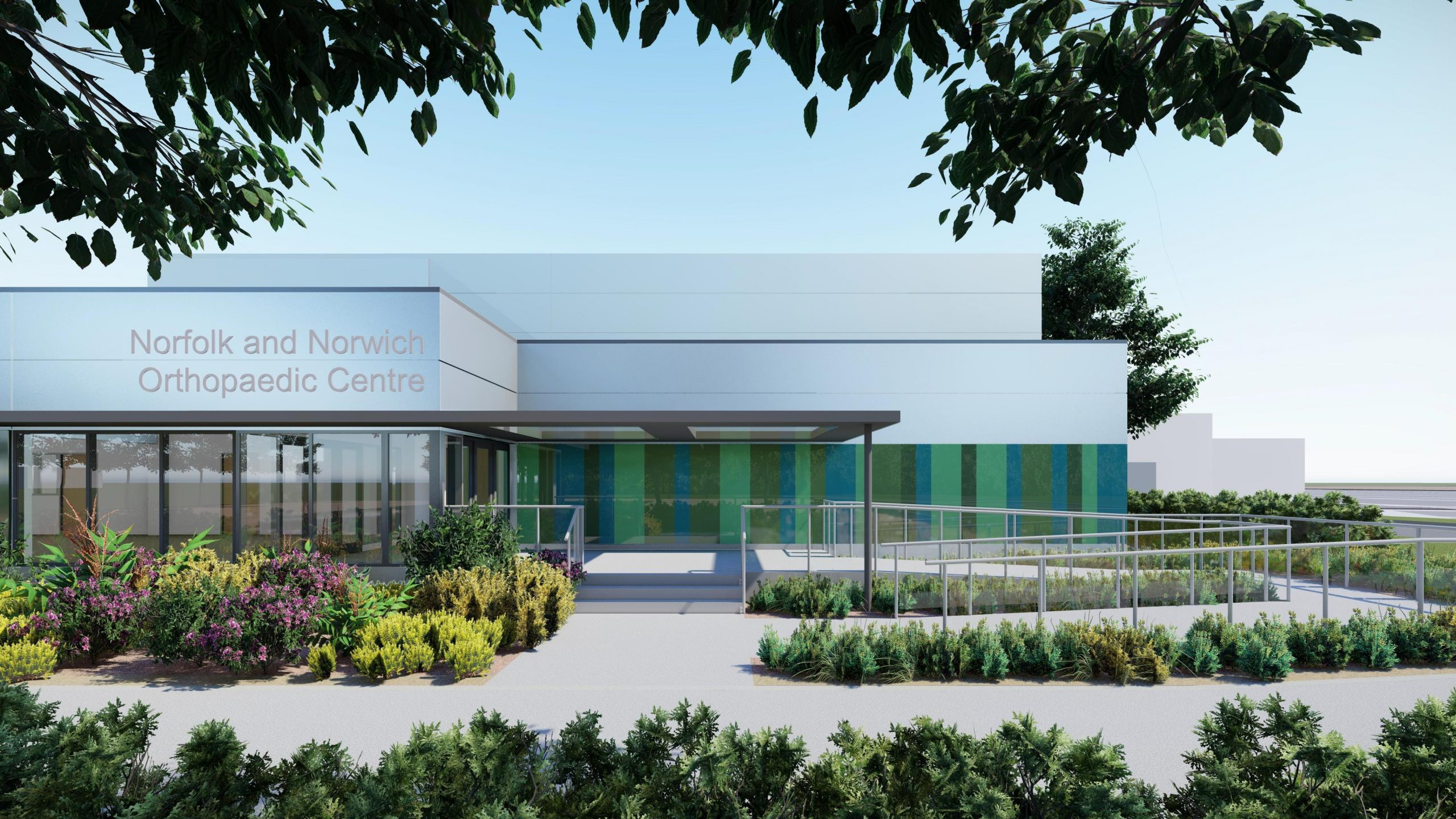 Plans for standalone orthopaedic centre