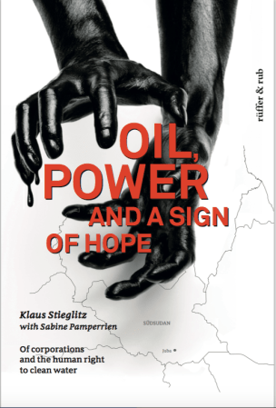 Oil, Power and a Sign of Hope cover