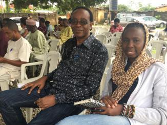 With Turkana Queen