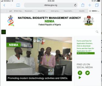 NBMA promotes GMOs