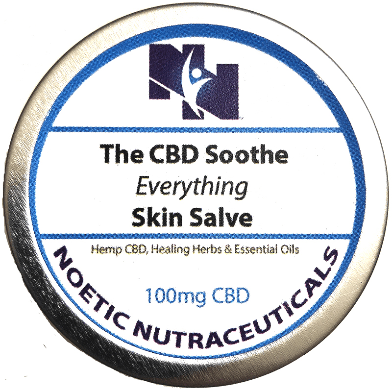 CBD Salve - 100MG