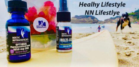 Noetic CBD Oil, Gummies and Pain Relief Spray